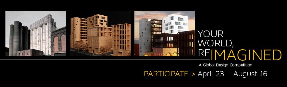 Design Wettbewerb mit Vectorworks und CINEMA 4D
