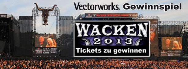 Tickes für Wacken 2013 gewinnen